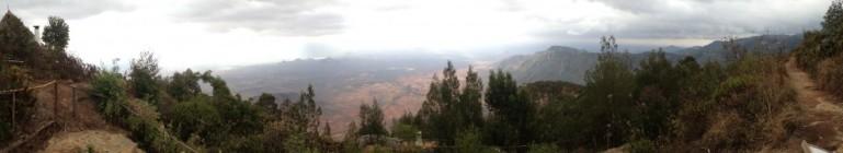 Mambo viewpoint, Lushoto district, Tanzania.