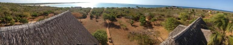 Tower house, Ras Ndege, Tanzania.