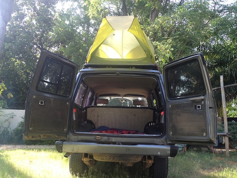 60-series expedition build