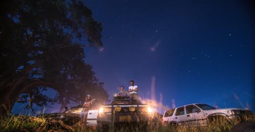 Mikumi National Park, Tanzania. May 2015