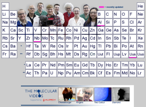 Screen shot - Periodic Videos