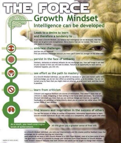 Learning - Growth Mindset