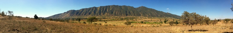 The Mbeya Range, southwestern Tanzania.