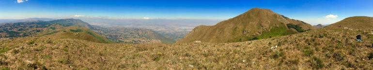 Mount Mbeya (2,835m) in southwestern Tanzania.