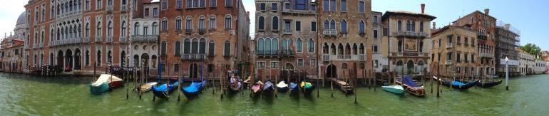 Venice. Of course.
