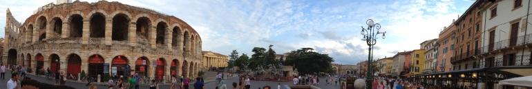 L'Arena, Verona, Italy.