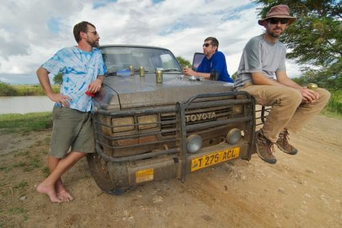 Best Thursday afternoon ever. Mikumi National Park, Tanzania. April 2012