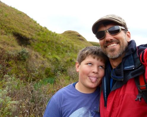 dad-bear-selfie