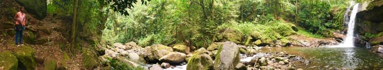 Upper Sanje Falls, Udzungwa NP TZ