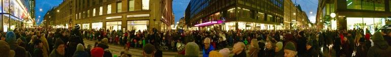Finland Aleksanderinkatu Helsinki