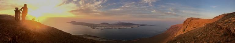 Spain Mirador del Rio Lanzarote Canary Islands